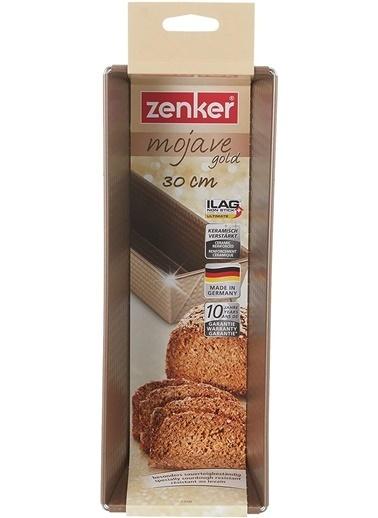 Zenker Zenker 7356 Mojave  Teflon Kaplama Yivli Baton Ekmek Pişirme Kalıbı 30 cm Renkli